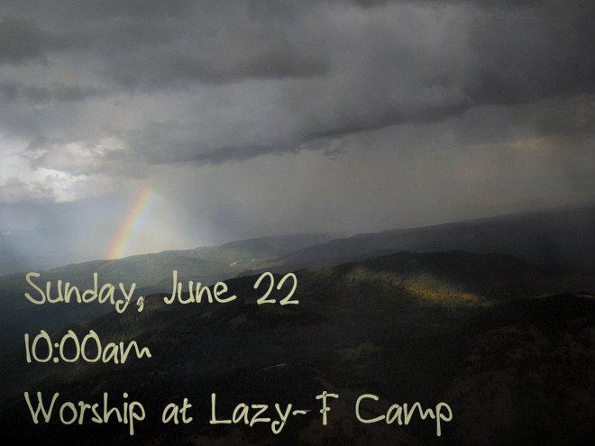 Manastash Canyon - Lazy F Worship